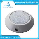 Водонепроницаемый RGB/белый пластмассовый светодиодный светильник бассейн подводного освещения