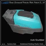 Installation de nettoyage Scrubber personnalisé avec le moulage par rotation de décisions