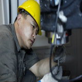 Perforazione di alta precisione del Siemens-Sistema di Mt52A e centro della fresatrice