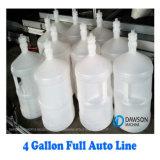 Das 4 Gallone HDPE Schmieröl Buckets doppelte Station-Plastikblasformen-Maschine