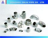 Werkstoff Nr 1.4301 Roestvrij staal 304 Lr Elleboog van de Montage van de Pijp