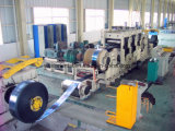 Plaque en acier Machine de découpe de la bobine de feuille