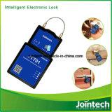 Perseguidor electrónico del bloqueo del envase del dispositivo del bloqueo para el seguimiento del envase