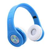 Haut de gamme hi-fi de pliage de la musique de jeu en plastique Super Bass de la Chine casque stéréo