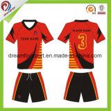 El OEM mantiene los uniformes del fútbol del fútbol de los hombres sublimados aduana de Jersey