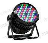RGBW 54 LED 3W LED NENNWERT Licht mit lautem Summen