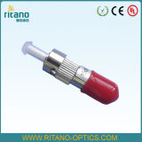 Tipo atenuador fixo da fibra Attenuator/Sc da única modalidade de Scapc da fibra óptica