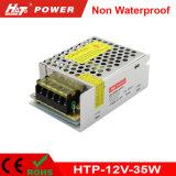 12V 3A 35W Transformateur LED AC/DC Htp d'alimentation de puissance de commutation