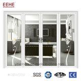 Bestand Weer van de Deuren van het Aluminium van de Huisvesting van het ISO- Certificaat het Woon