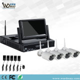 2017 nuova macchina fotografica esterna del IP di P2p WiFi di obbligazione domestica del sistema senza fili di basso costo HD di stile
