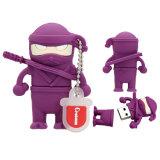전사 Ninja USB 섬광 드라이브 대량 판매 선물