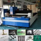 machine de gravure de découpage de laser de pipe en métal de fibre de commande numérique par ordinateur de 1500W 2000W 3000W