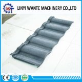 Energiesparender Baumaterial-Stein-überzogene MetallNosen Dach-Fliese