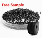 工場直売のPE LDPE/LLDPE/HDPEの注入口の黒Masterbatch