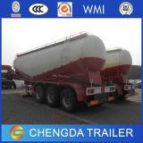 De China del cemento del tanque acoplado a granel del carro semi con precios al por mayor
