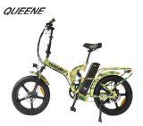 Queene/vente directement en usine de matières grasses roue pneu Ebike pneu 48V 500W vélo électrique 20pouce