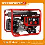 7KW 7.5KW 8KW 9kVA 10kVA 15HP Pequena Potência Motor a gasolina do Inversor Elétrico Gerador Gasolina Portátil