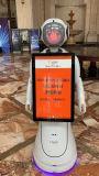 Robots humanoïdes Alice plus intelligente pour l'information Service SDK ouvert programmable