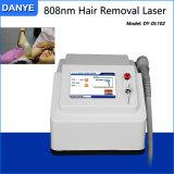 Soprano portable de l'Épilation Laser Diode 808nm Enlèvement de cheveux de l'équipement de beauté