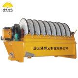 De VacuümFilter van de Schijf van het Broodje van het Erts van de Mijnbouw van de Milieubescherming