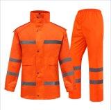 겨울 방수 Hoody 사려깊은 연약한 쉘 안전 재킷 모터바이크