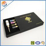 Manchon de papier personnalisé Boîte avec insert en mousse pour les produits de beauté définit l'emballage