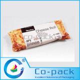 De aangepaste Afgedrukte Plastic Film van de Kleur voor de Verpakking van de Cake van het Broodje
