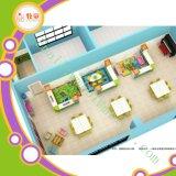 Château de meubles en bois de la série de pépinière de la maternelle pour salle de classe préscolaire