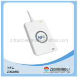 RFID het Markering Gecodeerde Etiket van de Markering RFID van de Kaart NFC