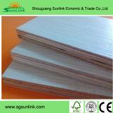 Het Commerciële Triplex van de goede Kwaliteit, het Triplex van de Melamine in Shandong