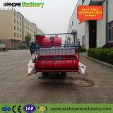 moissonneuse facile de riz de machines agricoles de l'exécution 4lz-0.7 mini à vendre