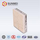 2mm-8mmアルミニウムサンドイッチパネルの製造業者、アルミニウム蜜蜂の巣コアサンドイッチパネル