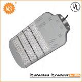 Illuminazione stradale di modifica LED dell'UL LED E40 120W