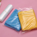 Sacchetto di plastica trasparente libero impaccante poco costoso del sacchetto di Duffle del sacchetto di OPP