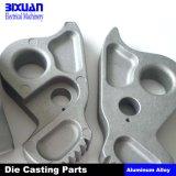 La parte della pressofusione, pezzo fuso di alluminio, di alluminio la pressofusione