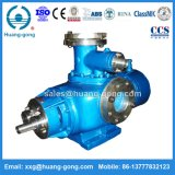 Huagngong Electric Stainless Steel Twin Screw Pump for Chemical Transfer