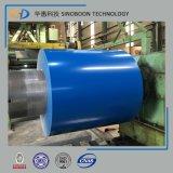 Prepainted гальванизированная стальная катушка с SGS
