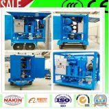 Zym-200 Type de remorque Transformateur Purificateur d'huile / Centrifugeuse à huile