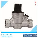 Выкованный латунный клапан уменьшения давления воды пара воздуха