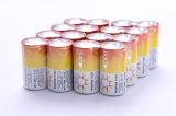 超アルカリ電池CのサイズLr14の乾燥したセル電池