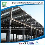 Magazzino della struttura d'acciaio con il fornitore professionista