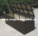 Mobilia esterna del rattan - casella dell'ammortizzatore (BG-MT25)