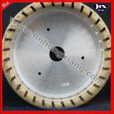 Поделенное на сегменты внутренне абразивного диска металла диаманта