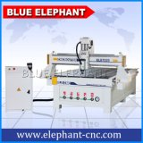 4X8FT 중국 싼 CNC 대패, CNC 형은 조각 기계, 나무 PCB MDF PVC Arylic를 위한 CNC 기계 1325년을 정지한다