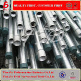 GB-T13793 ERW Rohr galvanisiertes Stahlrohr