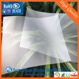 인쇄를 위한 1개의 측에 의하여 돋을새김되는 투명한 PVC 장