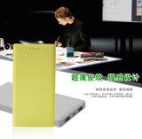 batería universal de la potencia del teléfono celular de la potencia móvil de la serie del color 8000mAh