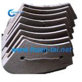Pezzi di ricambio del laminatoio di sfera del cemento (scanalatura di anello della fodera)