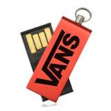 Mini bastone di memoria del USB del mini della parte girevole del USB mini bastone del USB