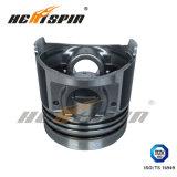 De Zuiger van de motor 4D55 voor Diameter 91.1mm van de Dieselmotor van Mitsubishi
